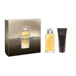 DAVIDOFF HORIZON EDT 75 ML + S/G 75 ML SET