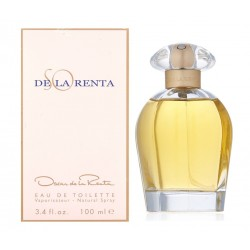 OSCAR DE LA RENTA SO DE LA RENTA EDT 100 ML
