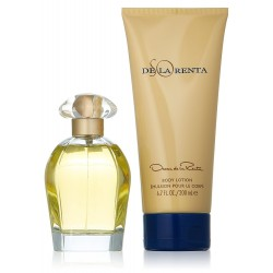 OSCAR DE LA RENTA SO DE LA RENTA EDT 100 ML + B/L 200 ML SET