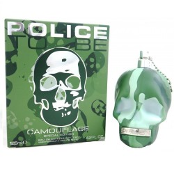 comprar perfumes online hombre POLICE TO BE CAMOUFLAGE EDT 125 ML SPRAY
