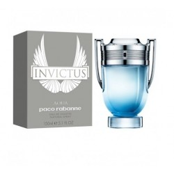 comprar perfumes online PACO RABANNE INVICTUS AQUA EDT 150 ML mujer