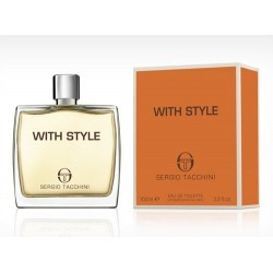 comprar perfumes online SERGIO TACCHINI WITH SYLE EDT 50 ML mujer