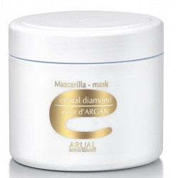 ARUAL MASCARILLA CRYSTAL DIAMOND ELIXIR DE ARGAN 500 ML
