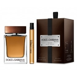 DOLCE & GABBANA THE ONE MEN EDT 100ML + EDT 10 ML SET REGALO danaperfumerias.com/es/