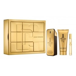 PACO RABANNE 1 MILLION EDT 100 ML + SG 100 ML + MINI 10 ML