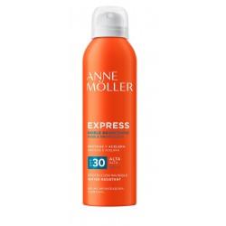 ANNE MOLLER BRUMA BRONCEADORA CORPORAL SPF 30 200 ML danaperfumerias.com