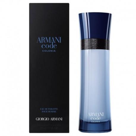 ARMANI CODE COLONIA EDT 125 ML danaperfumerias.com/es/