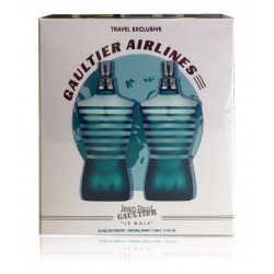 JEAN PAUL GAULTIER LE MALE DUO 2 X 40 ML