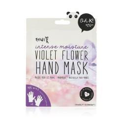 OH K! VIOLET FLOWER HAND MASK 20 GR