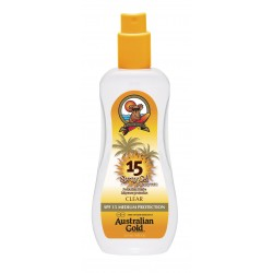 AUSTRALIAN GOLD SPRAY PROTECTOR SOLAR EN GEL SPF 15 237 ML