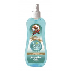 AUSTRALIAN GOLD ALOE FREZE SPRAY GEL AFTERSUN CALMANTE 273 ML danaperfumerias.com