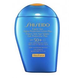 SHISEIDO EXPERT SUN AGING PROTECTION LOTION PLUS SPF50 + WETFORCE 100 ML