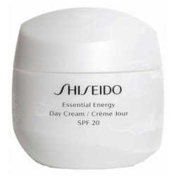Comprar tratamientos online SHISEIDO ESSENTIAL ENERGY DAY CREAM SPF20 50 ML