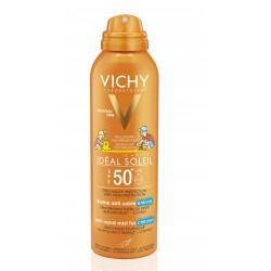 VICHY IDEAL SOLEIL BRUMA ANTI-ARENA NIÑOS SPF 50 200 ML