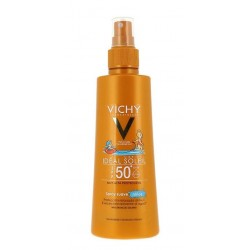 VICHY IDEAL SOLEIL LECHE BRONCEADORA NIÑOS SPF 50 300 ML