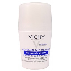 VICHY DESODORANTE 24 H. SIN SALES DE ALUMINIO 50 ML danaperfumerias.com