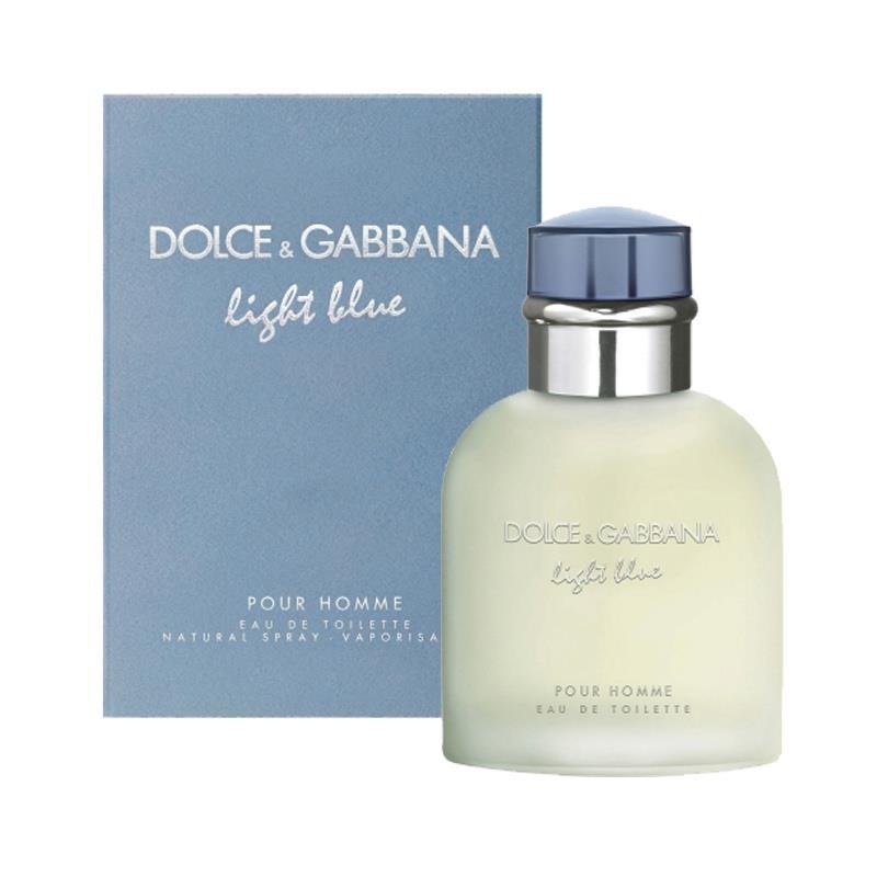 Dolceamp; Homme Pour Light Gabbana Blue 0wmNn8