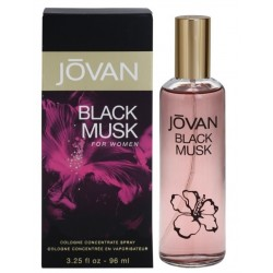 comprar perfumes online JOVAN BLACK MUSK FOR WOMEN COLONIA SPRAY 96ML mujer