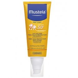 MUSTELA LECHE SOLAR ROSTRO SPF 50+ 40 ML https://danaperfumerias.com/es/