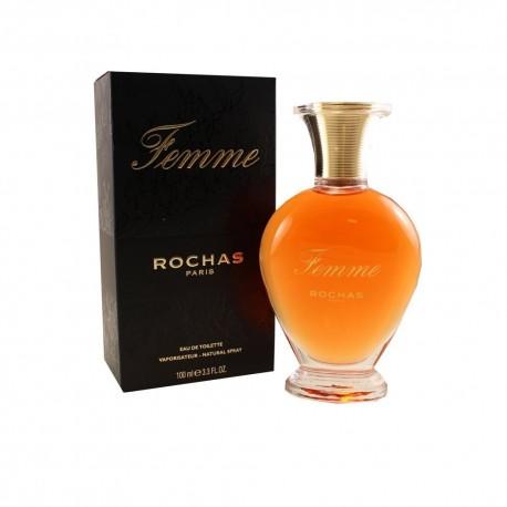 comprar perfumes online ROCHAS FEMME EDT 100 ML mujer
