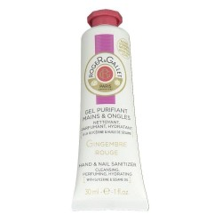 ROGER & GALLET GINGEMBRE ROUGE GEL PURIFICANTE MANOS Y UÑAS 30 ML