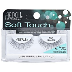 ARDELL PESTAÑAS SOFT TOUCH 151 BLACK danaperfumerias.com