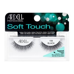 ARDELL PESTAÑAS SOFT TOUCH 156 BLACK danaperfumerias.com