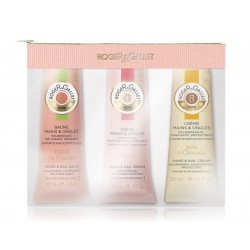 ROGER and GALLET CREMA MANOS X 3 UDS SET REGALO