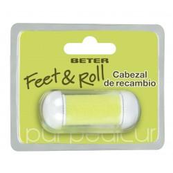 BETER FEET & ROLL RECAMBIO LIMA PEDICURA danaperfumerias.com/es/