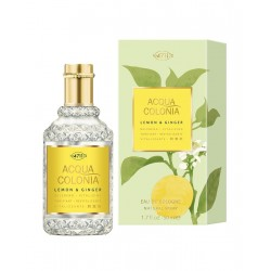 4711 VITALIZING LEMON & GINGER EDC 50 ML