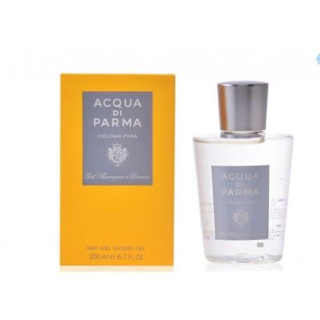 comprar perfume ACQUA DE PARMA COLONIA PURA HAIR & SHOWER GEL 200ML danaperfumerias.com