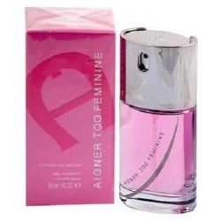 comprar perfumes online AIGNER TOO FEMININE EDP 30 ML mujer