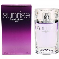 FRANCK OLIVIER SUNRISE WOMAN EDT 75 ML