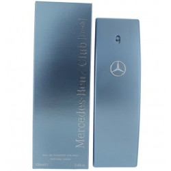 MERCEDES BENZ CLUB FRESH EDT 120 ML VP.