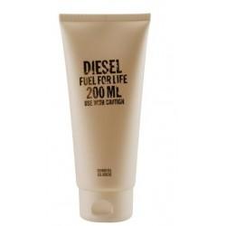 comprar perfume DIESEL FUEL FOR LIFE FEMME GEL 200 ML danaperfumerias.com