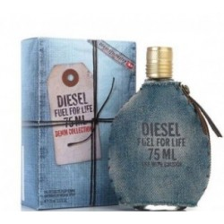 comprar perfume DIESEL FUEL FOR LIFE DENIM COLLECTION HOMME EDT 50 ML danaperfumerias.com