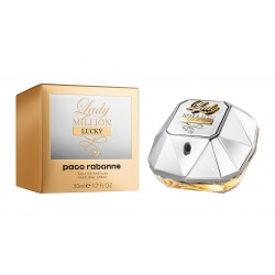 comprar perfumes online PACO RABANNE LADY MILLION LUCKY EDP 50 ML mujer
