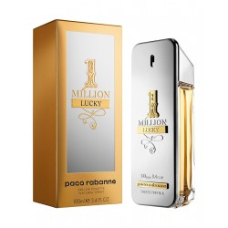 comprar perfumes online hombre PACO RABANNE 1 MILLION LUCKY EDT 100 ML