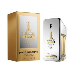 comprar perfumes online hombre PACO RABANNE 1 MILLION LUCKY EDT 50 ML