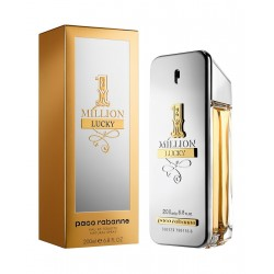 comprar perfumes online hombre PACO RABANNE 1 MILLION LUCKY EDT 200 ML