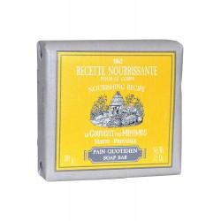 LE COUVENT DES MINIMES RECETTE NOURRISSANTE PASTILLA DE JABÓN 100 GR danaperfumerias.com/es/