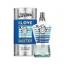 JEAN PAUL GAULTIER JPG LE MALE EAU FRAICHE 2018 EDT 125 ML