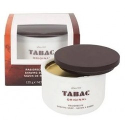 TABAC ORIGINAL SHAVING SOAP IN BOWL 125GR