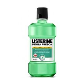 comprar productos higiene LISTERINE ANTISEPTICO BUCAL MENTA FRESCA 500 ML