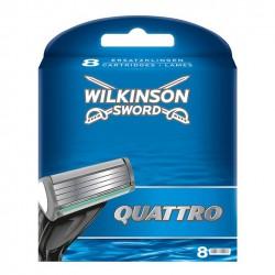 Comprar productos de hombre WILKINSON SWORD QUATTRO 8 CUCHILLAS danaperfumerias.com