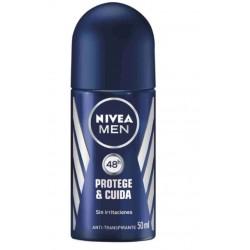 NIVEA MEN PROTECT CARE DESODORANTE ROLL ON 50 ML danaperfumerias.com/es/