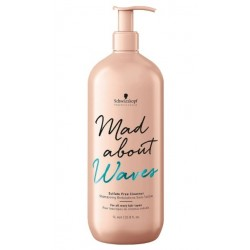 SCHWARZKOPF MAD ABOUT WAVES CHAMPU SIN SULFATOS 1000ML