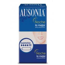 AUSONIA COMPRESAS NOCHE 10 UNIDADES danaperfumerias.com/es/