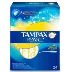 TAMPAX COMPAK PEARL TAMPON REGULAR 24 UNIDADES danaperfumerias.com/es/