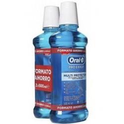 ORAL B PRO EXPERT 24H COLUTORIO  PROTECCION PROFESIONAL 2X500ML